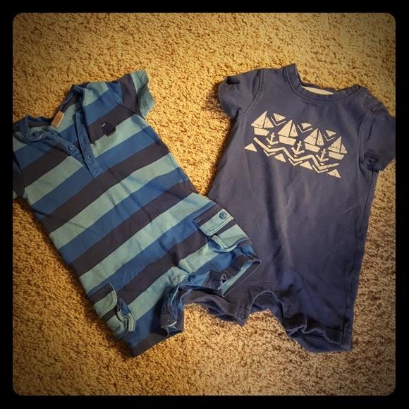d70ef2d8c Gymboree One Pieces | Baby Boy | Poshmark